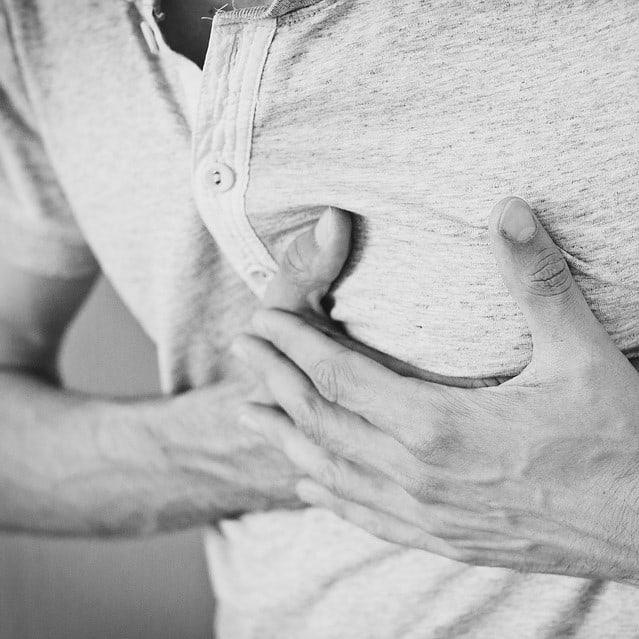 chest pain sq