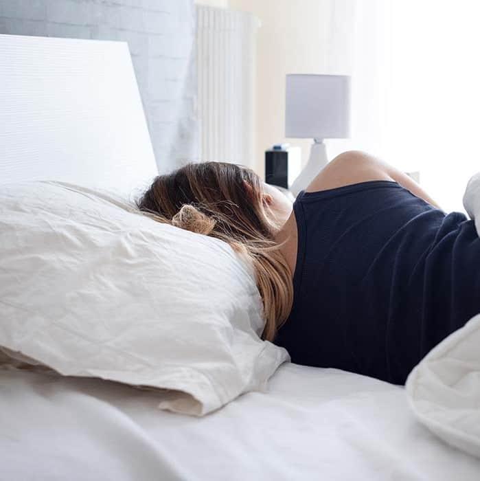 neck pain sleeping