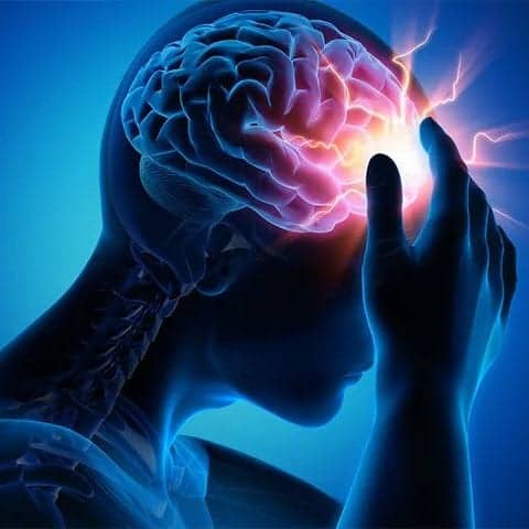 pressure points migraine