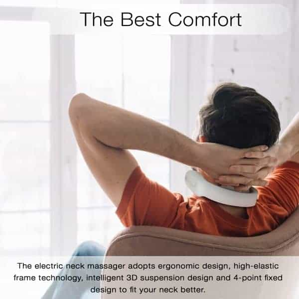 the best comfort neck massager