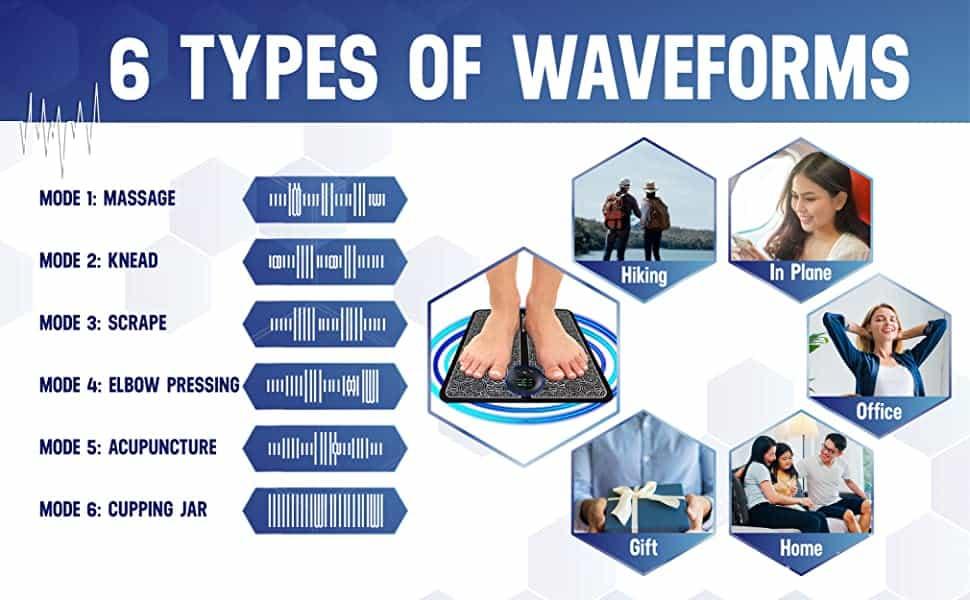 EMS Foot Massager 2