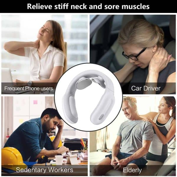 relieve stiff neck sore muscles