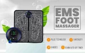 ems foot massager