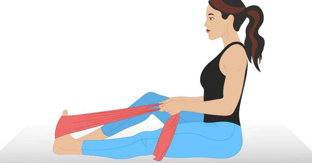 plantar fasciitis stretching edited